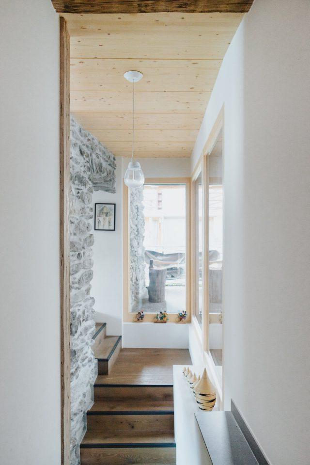 rénovation intérieure verbier